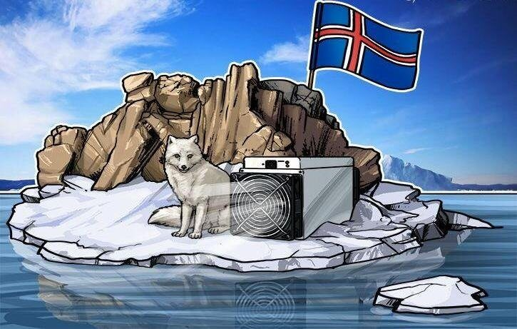 islandija bitcoin