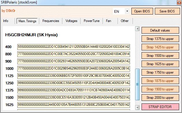 SRBPolaris V3.5