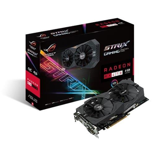 BIOS Asus RX 470 Strix 4GB