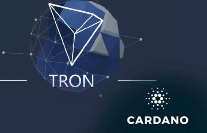 Tron vs Cardano