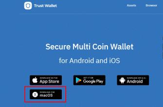 Binance Trust Wallet запускает десктоп версию для Mac. Windows и Linux будут позже.